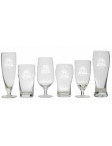 Davis & Waddell KBD5541X2 Maverick Beer Connoisseur Glass Set 6 Piece