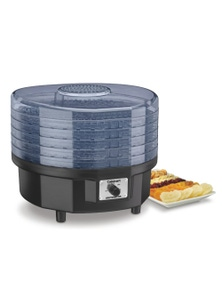 Cuisinart Dhr-20A Food Dehydrator with Thermostat Dryer Jerky Fruit