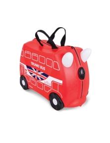 Trunki Ride On Suitcase Toy Box Kids Luggage - Boris Bus