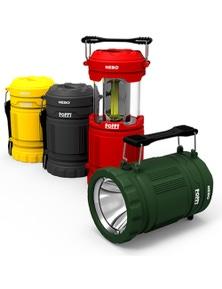 Nebo 89522 Poppy Led Pop Up Spot Light + Lantern 300 Lumen Dimmable