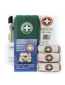 Snake Bite First Aid Kit Emergency Survival Treatment Camping/Country/Rural/Bush
