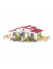 Schleich-Riding Centre with Accessories