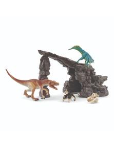Schleich-Dino Set with Cave