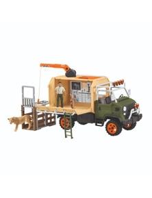 Schleich-Animal rescue large truck