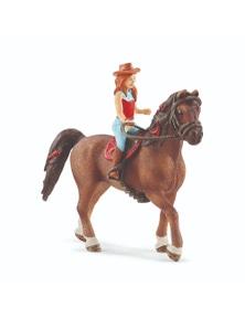 Schleich-Horse Club Hannah & Cayenne