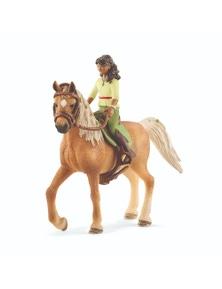 Schleich-Horse Club Sarah & Mystery