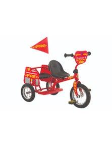 Eurotrike-Tandem Trike-Fire