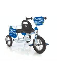 Eurotrike-Tandem Trike-Police