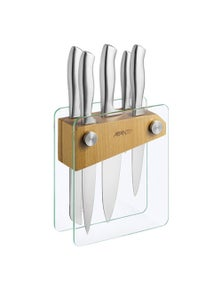 Avanti Tempo Knife Block Set 6Pc