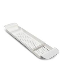Madesmart Expanding Bath Tub Tray/Shelf
