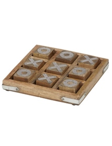 Amalfi 15Cm Noughts And Crosses Game
