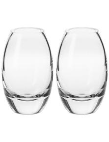 Krosno Elite Collection 17.5Cm Vase 2X
