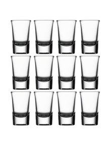 Pasabahce Boston 40Ml Shot Glass 12Pc