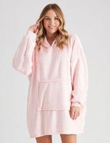 Plush Blanket Hoodie