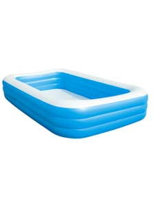Bestway Inflatable Kids Swimming Pool Rectangular Family Pools