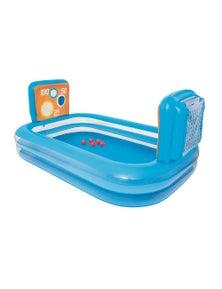 Bestway Inflatable Kids Pool Skill Shot Swimming Pool