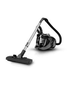 Devanti Bagless Vacuum Cleaner Black