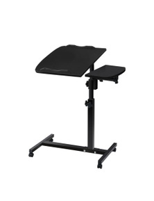 Artiss Mobile Laptop Desk Bed Stand Computer Table Adjustable Portable Study