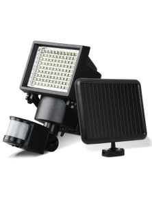 100 LED Solar Motion Sensor Lights