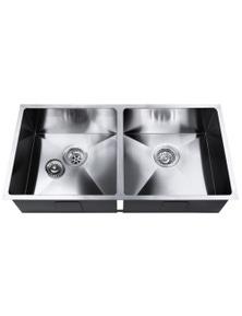 Cefito Kitchen Sink Stainless Steel Sink - 860 x 440mm