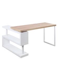 Artiss Office Computer Desk Corner Study Table 140CM
