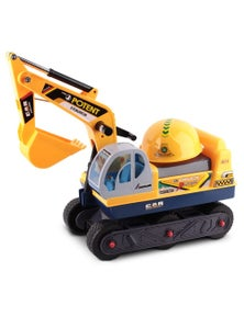 Keezi Kids Ride On Car Digger Toy Sand Excavator