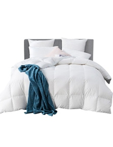 Giselle Bedding 500GSM Goose Feather Down Quilt