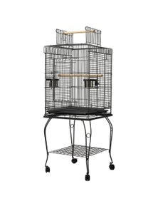 i.Pet Bird Cage Pet Cages Aviary 145CM Large Travel Stand
