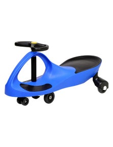 Rigo Kids Swing Car - Blue