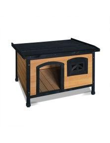 i.Pet Dog Kennel Dog House L