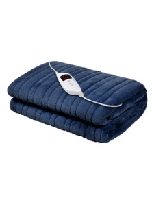 Giselle Bedding Heated Electric Blanket - 160cm x 130cm