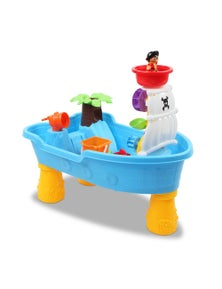 Keezi Kids Beach Sand and Water Table Play Set