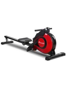 Everfit Magnetic Flywheel Rowing Machine - Red