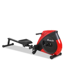 Everfit Rowing Machine with Elastic-Rope System
