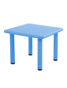 Keezi 60X60Cm Kids Children Painting Activity Study Dining Playing Desk Table