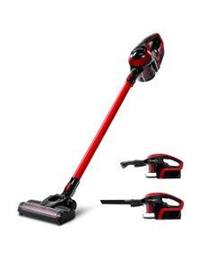 Devanti Stick Vacuum Cleaner Cordless Red