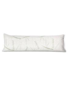 Giselle Bedding Bamboo Full Body Memory Foam Pillow