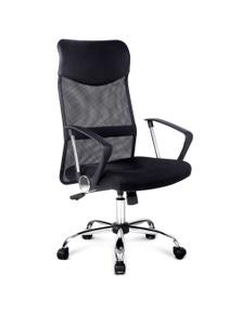 Artiss Office Chair Adante Executive Computer Chair Mesh Black