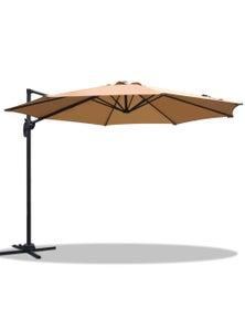 Instahut Outdoor Umbrella 3M Navy