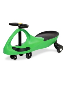 Rigo Kids Swing Car - Green