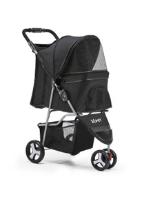 i.Pet Pet Stroller Foldable 3-Wheel