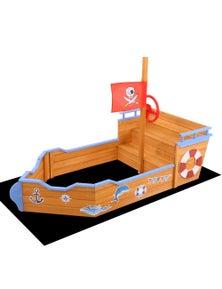 Keezi Kids Boat Sand Pit