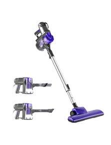 Devanti Stick Vacuum Cleaner Handheld Purple