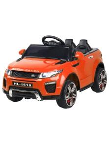 Rigo Kids Ride On Car 12V Electric Battery Remote Toy Childrens Cars Orange