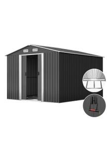 Giantz Garden Shed 2.6x3.9x2M Outdoor Storage Shed Outdoor Workshop
