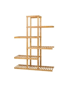 Artiss 6-Tier Bamboo Plant Stand Shelf