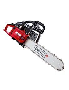 Giantz 52CC 20'' Chainsaw-Red&Black