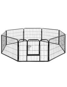 I.Pet 8 Panel Pet Dog Playpen Enclosure