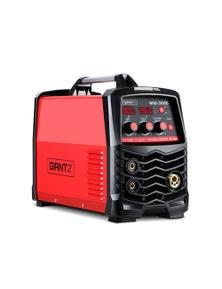 Giantz 300 Amp Inverter Welder Dc Mig Mma Gas Gasless Welding Machine Portable