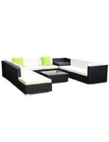Gardeon 11 Piece Outdoor Sofa Set
